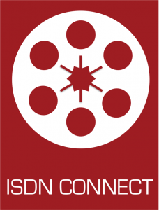 ISDN Connect logo Red